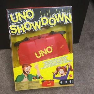 UNO showdown game